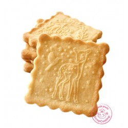Stamp cookie cutter Nature