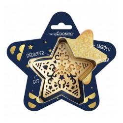 Cutter embosser Star