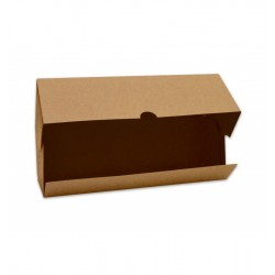 2 Boîtes à cake bûche