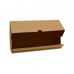 2 Christmas Log Cake box