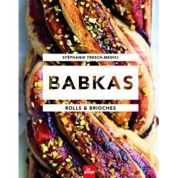 Buch - Babkas rolls et brioches