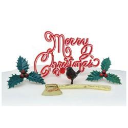 Topper Merry Christmas