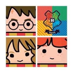 """Serviettes """"Harry Potter Pop up """""""