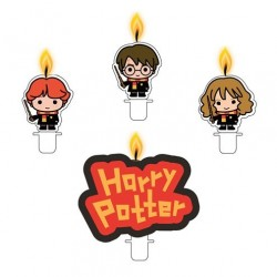 Bougies Harry Potter Pop up