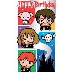 Carte d'anniversaire Harry Potter Pop up