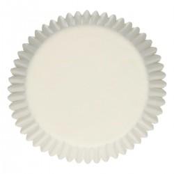 Baking cups White pk 500
