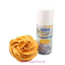 "Spray Lustre ""GOLD"" 100 ml"