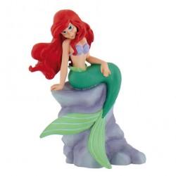 Disney Figurine Princesse - Ariel La petite sirène - 7cm