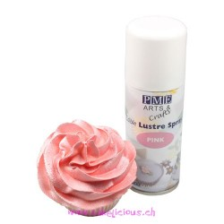 "Spray Lustre ""PINK"" 100 ml"