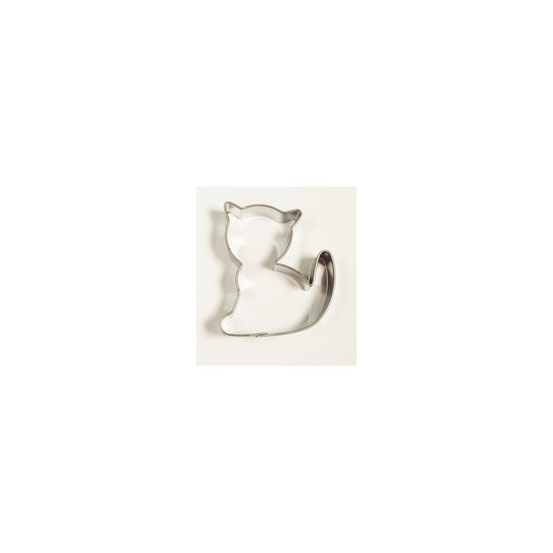Emporte-pièce Chat - 6cm