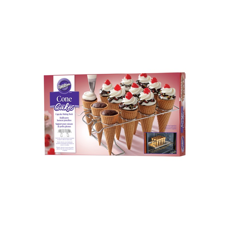 Cone Rack (Support pour cornets glace ou cône)