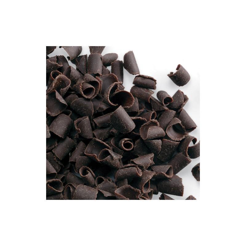 Chocolat Belge Boucles foncées - 85g