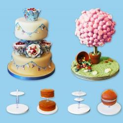 CakeFrame - Niveaux et Sphère kit