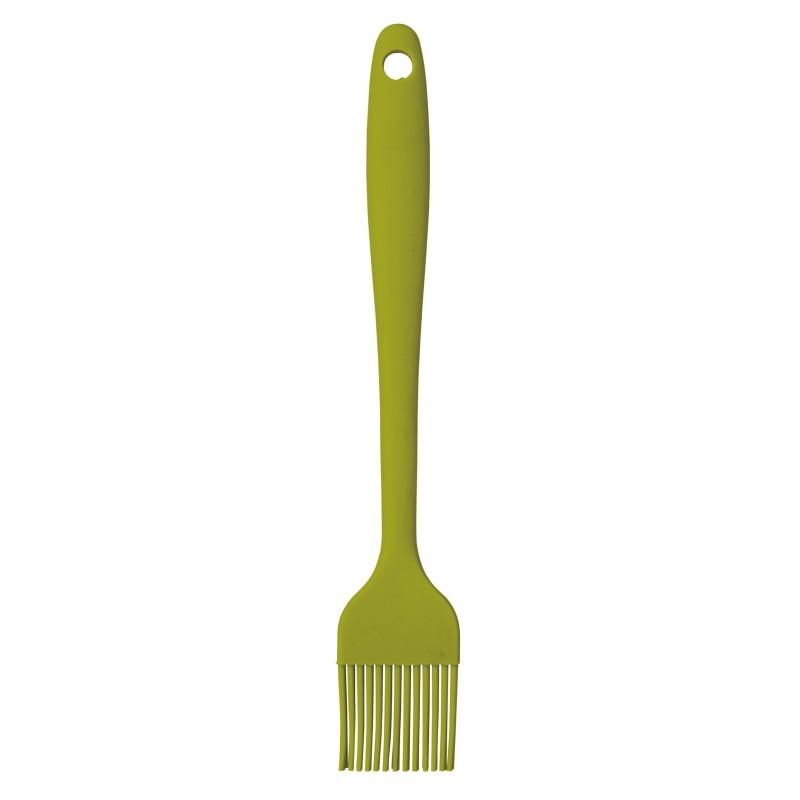 -Pinceau en silicone - Vert