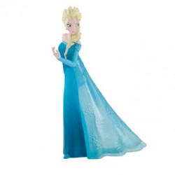 Figure décorative Disney - Reine des neiges - Elsa - 8,5cm
