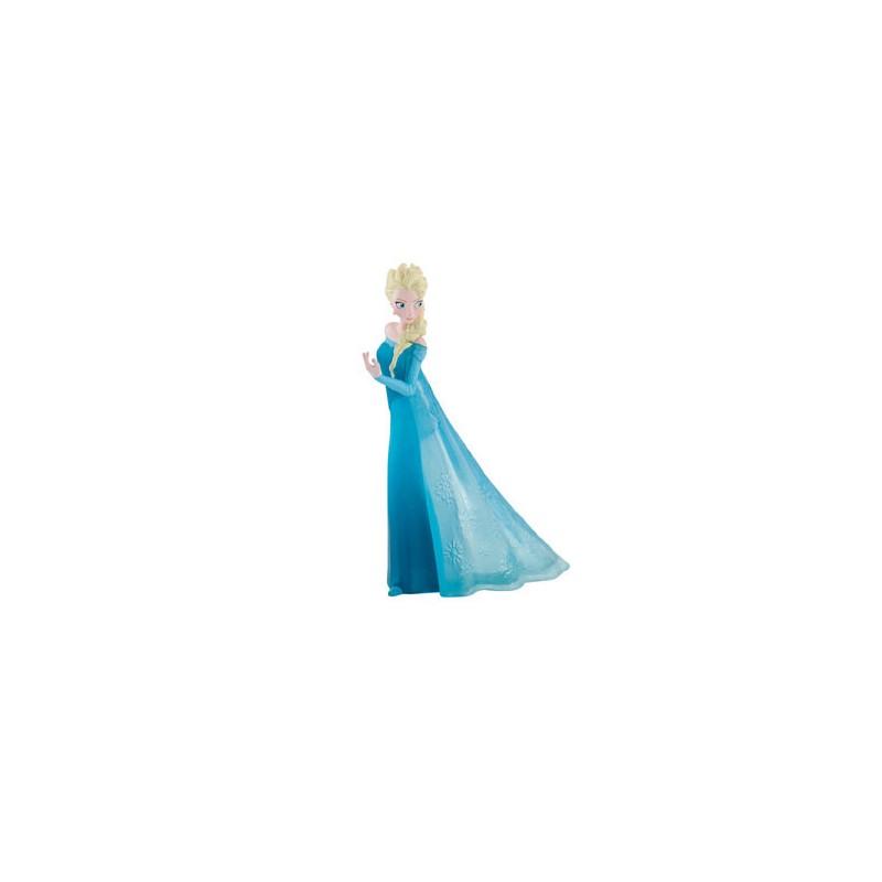 Figure décorative Disney - Reine des neiges - Elsa - 8,5cm
