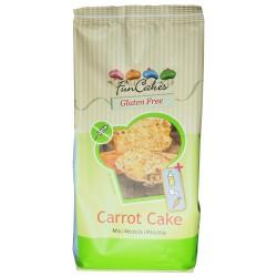 Mix pour Gâteau aux Carottes, Sans Gluten - 500g