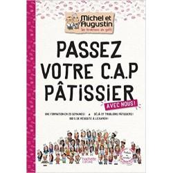Livre - Passez votre C.A.P. pâtissier - 309 pages
