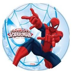 """Disque de décoration en sucre """"Spiderman 1"""" - 21cm"""