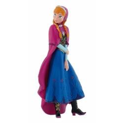 """Figurine Reine des neiges """"Anna"""" - 9,5cm"""