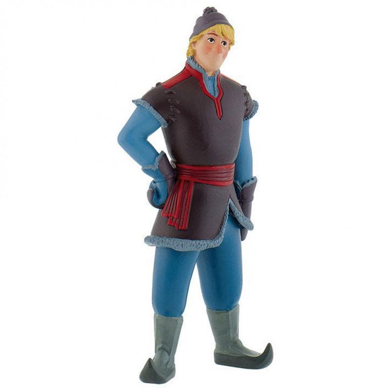 """Figurine Reine des neiges """"Kristoff"""" - 11cm"""