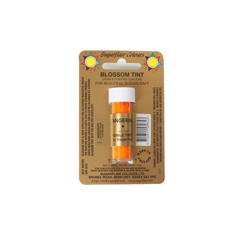 "Sugarflair - Colorant en poudre ""Mandarine"" - 7 ml"