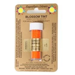 """Sugarflair - Colorant en poudre Orange """"Coucher de soleil"""" - 7 ml"""