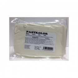 """Pâte à sucre """"blanc"""" - 2.5 kg"""