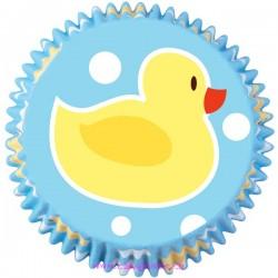 """Caissettes """"Ducky"""" pk/75"""