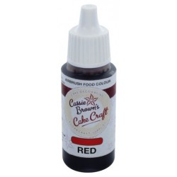 """Colorant Aérographe """"Red"""" Rouge - 17ml - Action"""