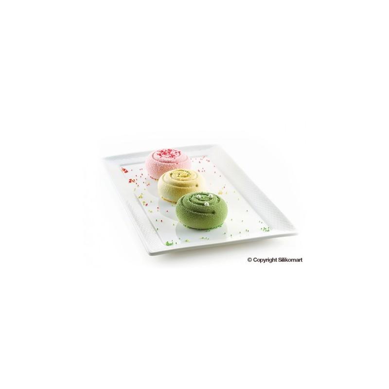 Moule en Silicone - Mini Girotondo  - 6pcs
