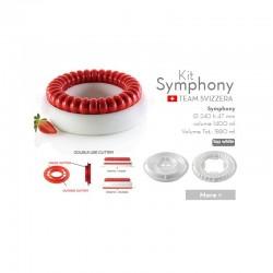 Moule en Silicone - Kit Symphony - 24cm