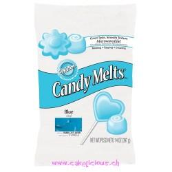 """""""Candy Melts"""" Bleu 335 gr"""