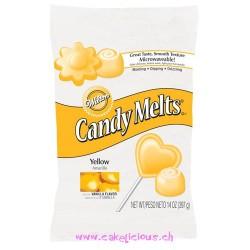 """Candy Melts"" Jaune 335 gr - Action"