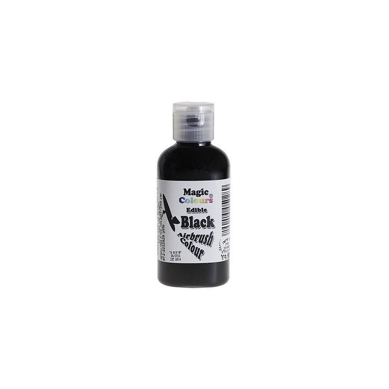 """Airbrush """"Black"""" Noir - 55ml"""