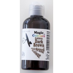 "Airbrush ""Dark Brown"" Brun foncé- 55ml"