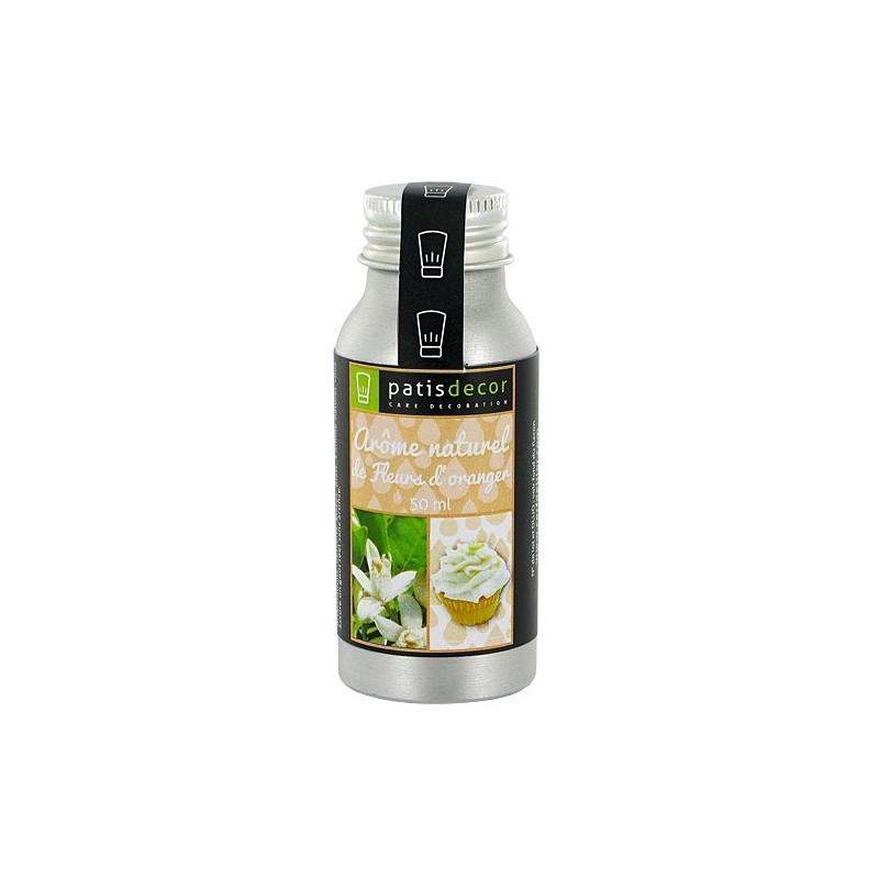 Arôme Naturel - Fleur d'Oranger - 50ml