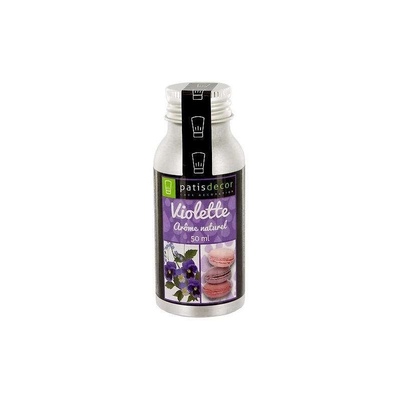 Arôme Naturel - Violette - 50ml