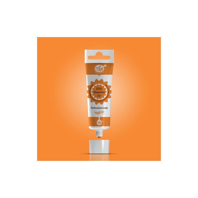 "Colorant gel ""Tangerine"" - 25 gr"