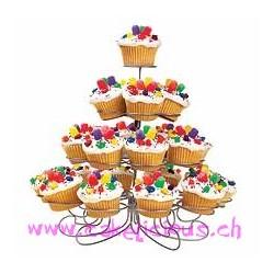 "Présentoir ""Cupcake 'N More"" Moyen 23 ct"