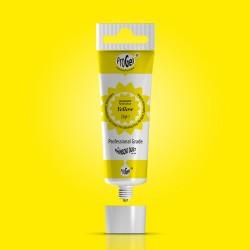 "Colorant gel ""Yellow"" Jaune - 25 gr"