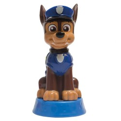 """Figurine décorative - Pat Patrouille """"Chase"""" - 7cm"""