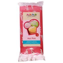 """Pâte à sucre """"Hot Pink"""" Fuchsia - 1kg"""