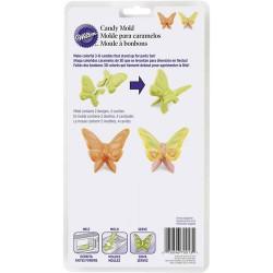 "Moule à candy melt Papillons ""Butterfly Wings"""