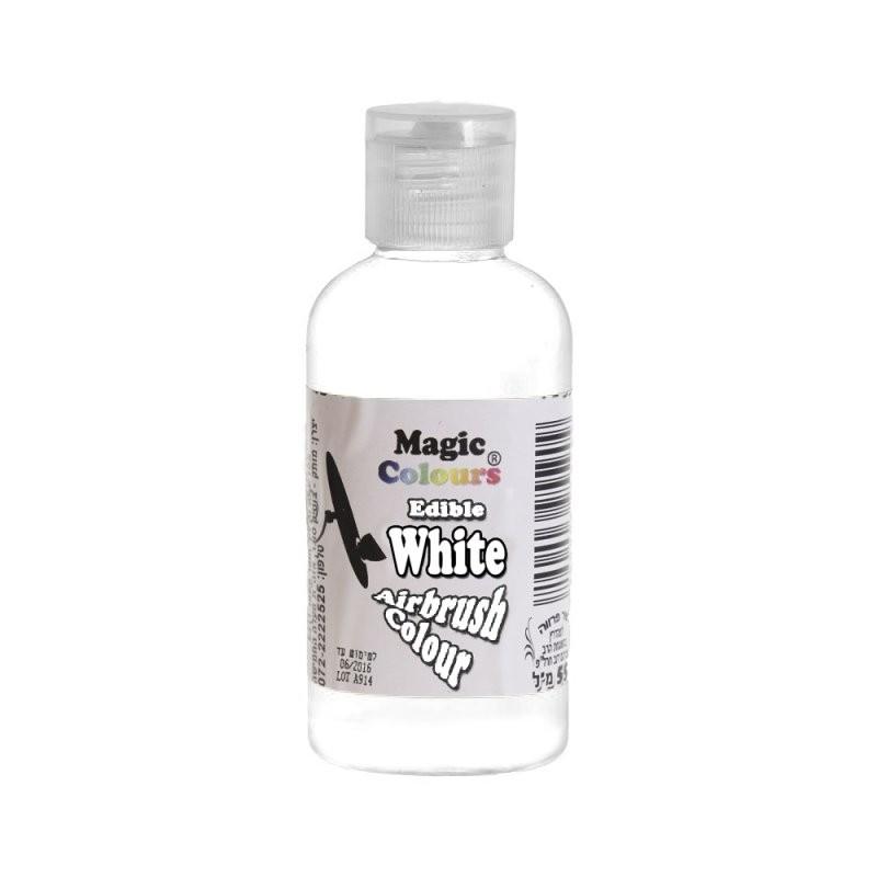 """Airbrush """"White"""" Blanc - 55ml"""