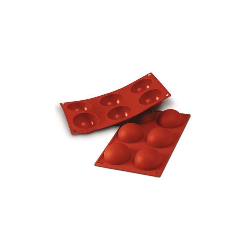 Demi sphères 7cm - Moule en silicone