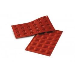 Demi sphères 3cm - Moule en silicone