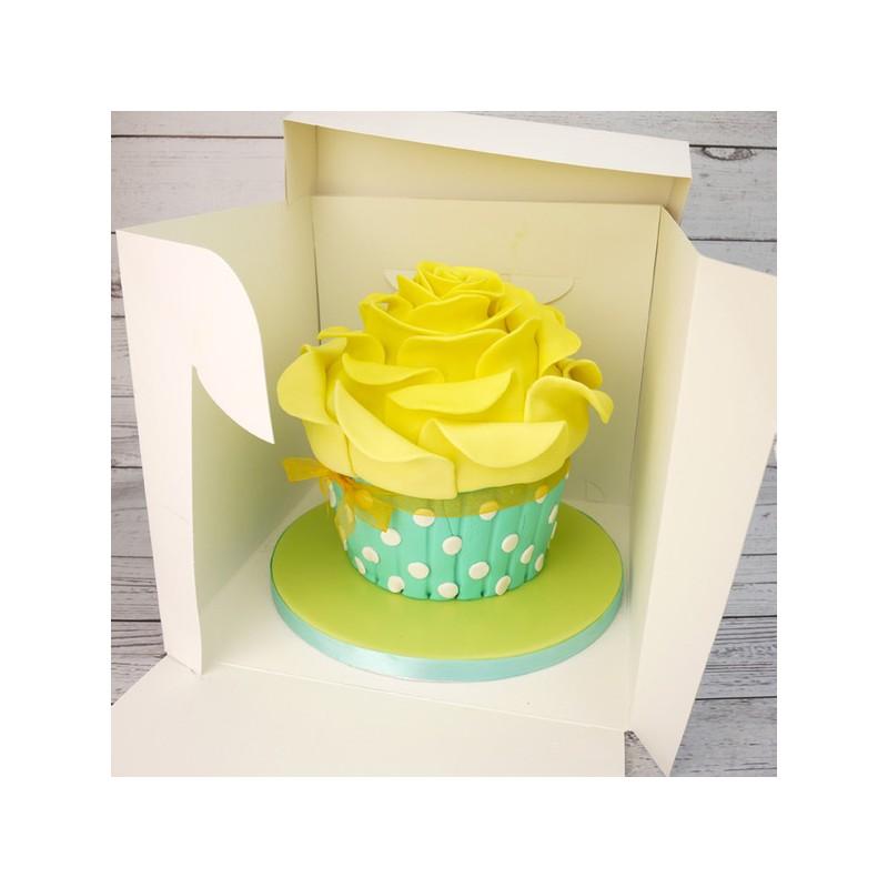Boîte à gâteau de 28x28cm sur 25cm de haut