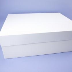 Boîte à gâteau RECTANGLE de 35x45cm sur 15cm de haut