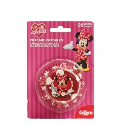 Caissettes cupcakes Minnie